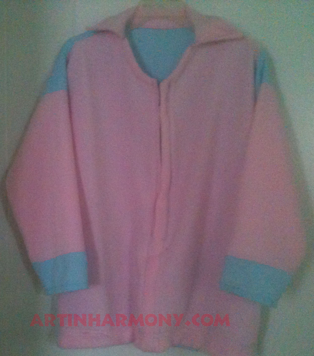 Custom Made Apparels made in USA artinharmony.com